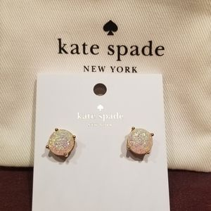 Kate Spade Earrings (Brand New)